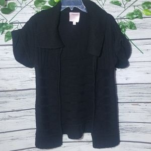 Romeo & Juliet Couture short sleeve open cardigan